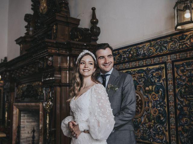 La boda de Raquel y Marcos en Sevilla, Sevilla 1