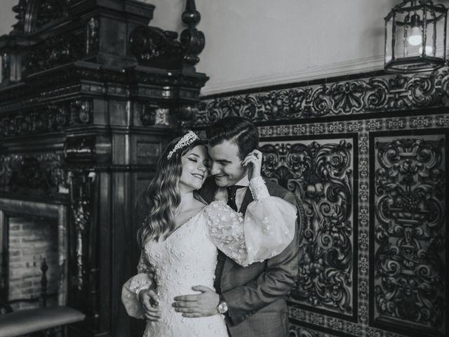 La boda de Raquel y Marcos en Sevilla, Sevilla 118
