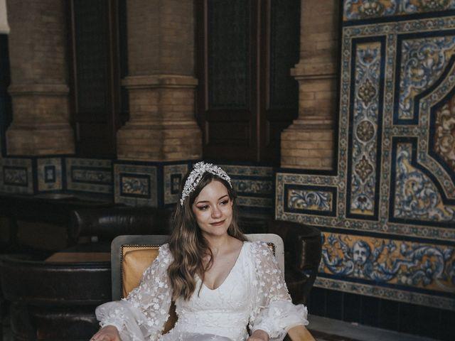 La boda de Raquel y Marcos en Sevilla, Sevilla 120