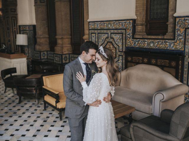 La boda de Raquel y Marcos en Sevilla, Sevilla 134
