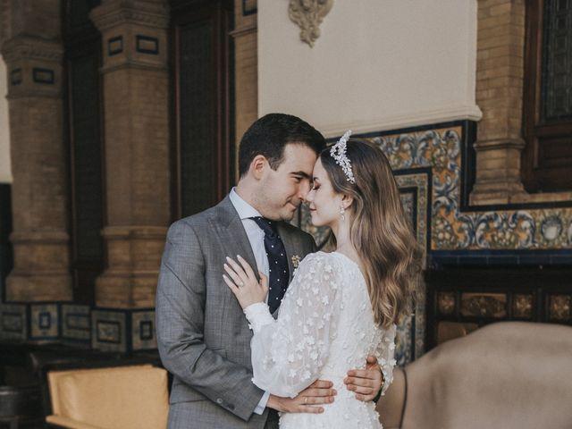 La boda de Raquel y Marcos en Sevilla, Sevilla 135