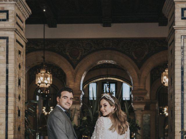 La boda de Raquel y Marcos en Sevilla, Sevilla 136