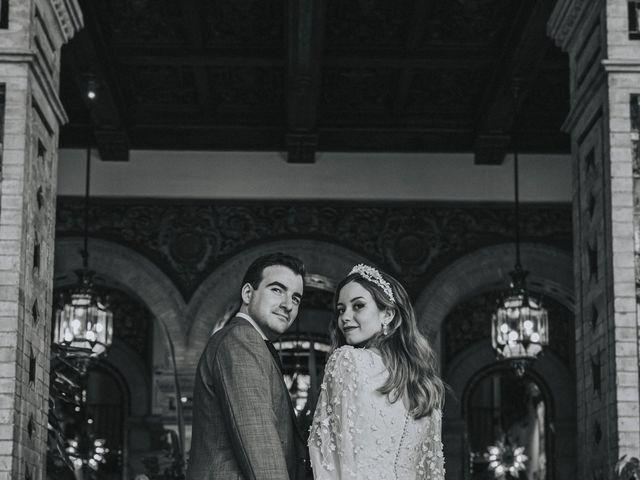 La boda de Raquel y Marcos en Sevilla, Sevilla 137