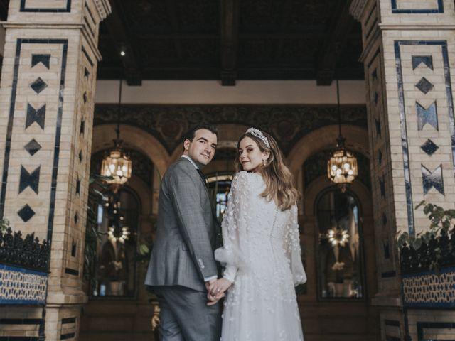 La boda de Raquel y Marcos en Sevilla, Sevilla 138