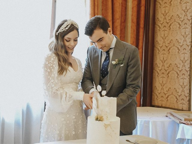 La boda de Raquel y Marcos en Sevilla, Sevilla 56