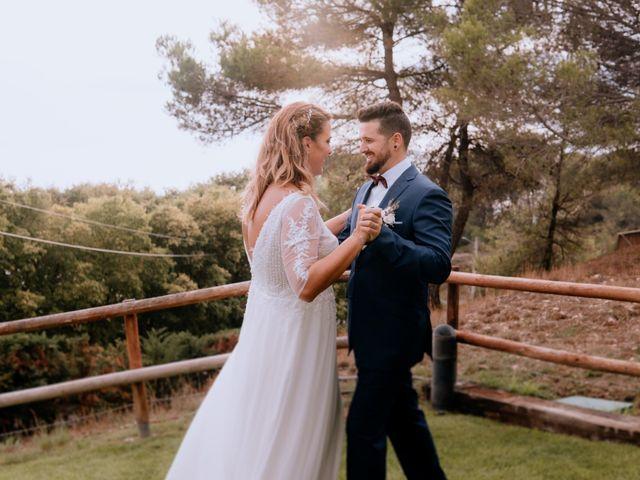 La boda de Fran y Elena en Rubi, Barcelona 3