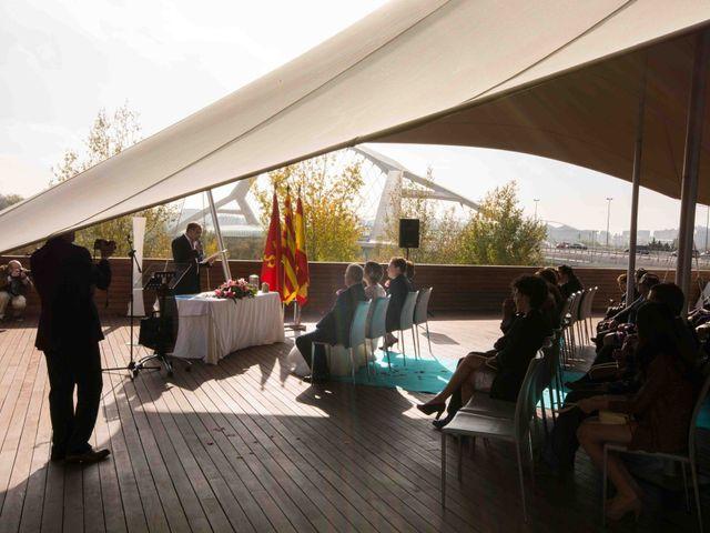 La boda de Diego y Alicia en Zaragoza, Zaragoza 7