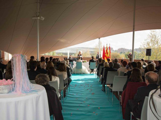 La boda de Diego y Alicia en Zaragoza, Zaragoza 16
