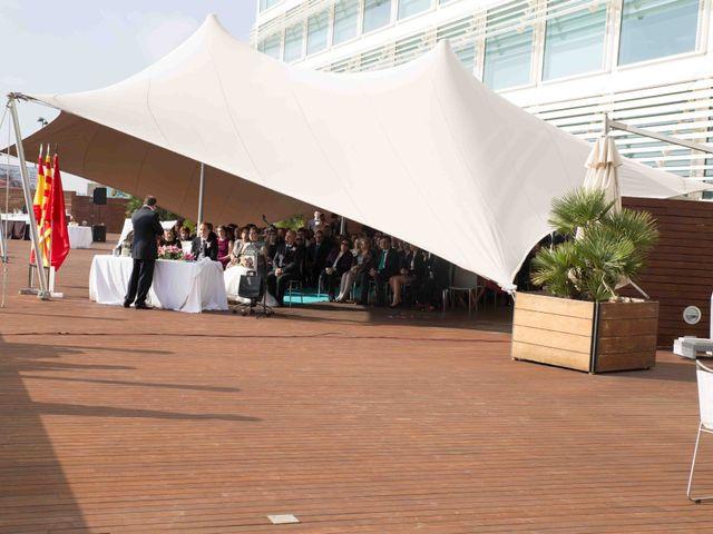 La boda de Diego y Alicia en Zaragoza, Zaragoza 17