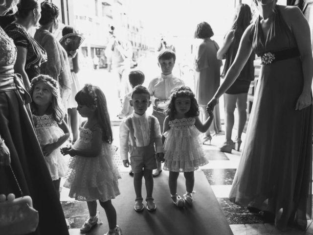 La boda de Jose y Paqui en Almería, Almería 12