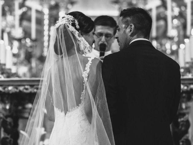 La boda de Jose y Paqui en Almería, Almería 17