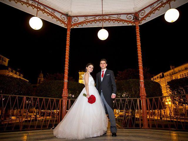 La boda de Jesús y Paula en Lugo, Lugo 35