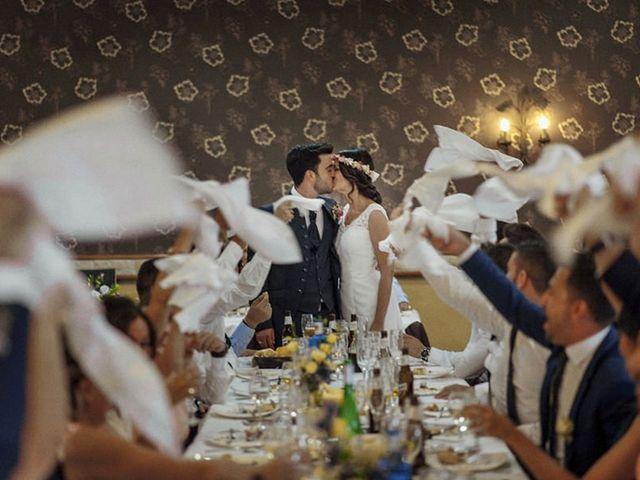 La boda de Eva y Dani