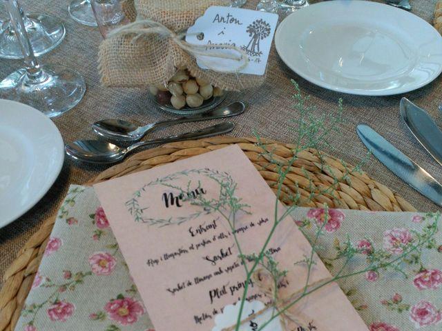 La boda de Anton y Maria en Cabra Del Camp, Tarragona 1