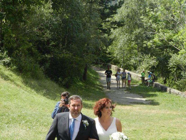 La boda de Jorge  y Berta  en Biescas, Huesca 9
