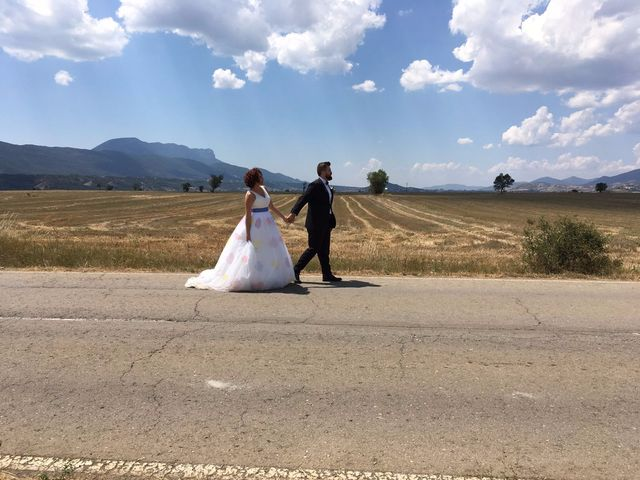 La boda de Jorge  y Berta  en Biescas, Huesca 1