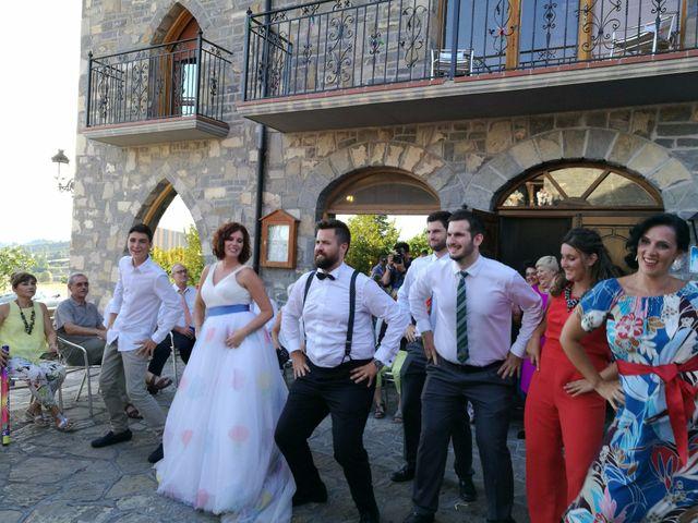 La boda de Jorge  y Berta  en Biescas, Huesca 10