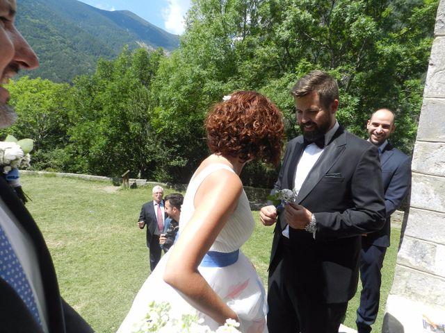 La boda de Jorge  y Berta  en Biescas, Huesca 13