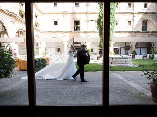La boda de Ángel y Lourdes en Cembranos, León 12
