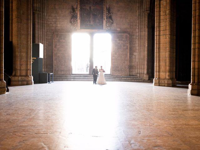 La boda de Ángel y Lourdes en Cembranos, León 15