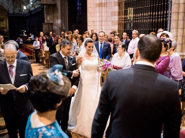 La boda de Ángel y Lourdes en Cembranos, León 16