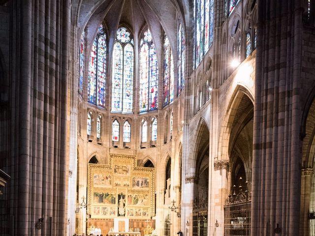 La boda de Ángel y Lourdes en Cembranos, León 18