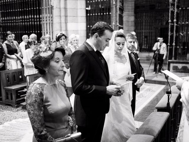 La boda de Ángel y Lourdes en Cembranos, León 19