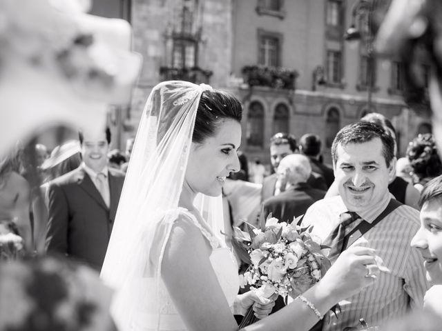 La boda de Ángel y Lourdes en Cembranos, León 20