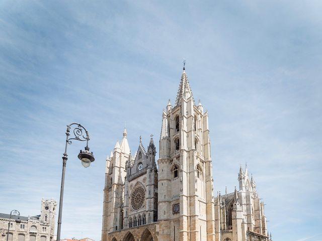 La boda de Ángel y Lourdes en Cembranos, León 21