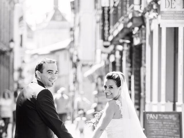 La boda de Ángel y Lourdes en Cembranos, León 22
