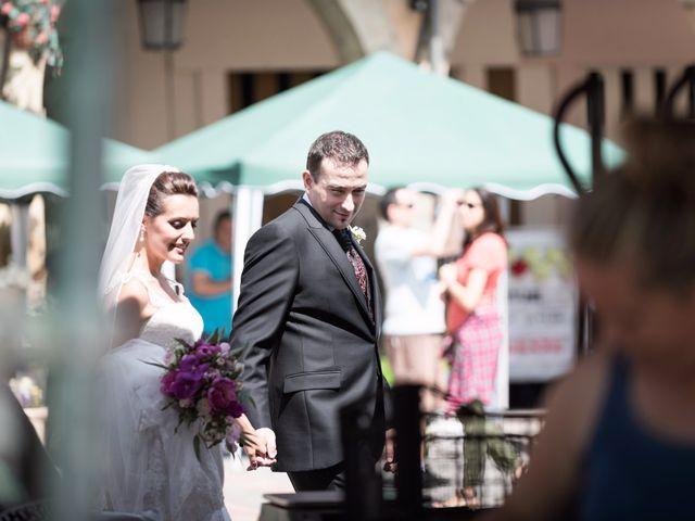 La boda de Ángel y Lourdes en Cembranos, León 23