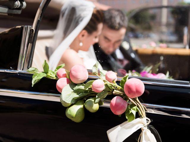 La boda de Ángel y Lourdes en Cembranos, León 33