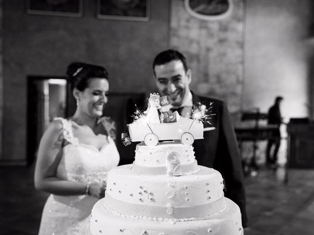 La boda de Ángel y Lourdes en Cembranos, León 47