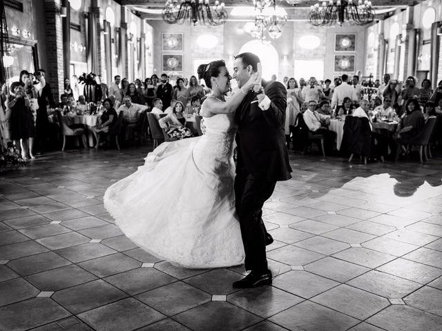 La boda de Ángel y Lourdes en Cembranos, León 2