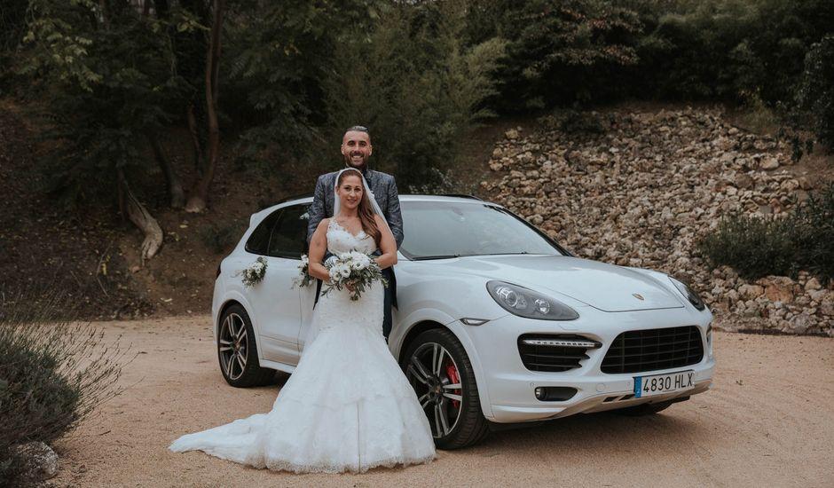 La boda de Javi y Diana en Badalona, Barcelona