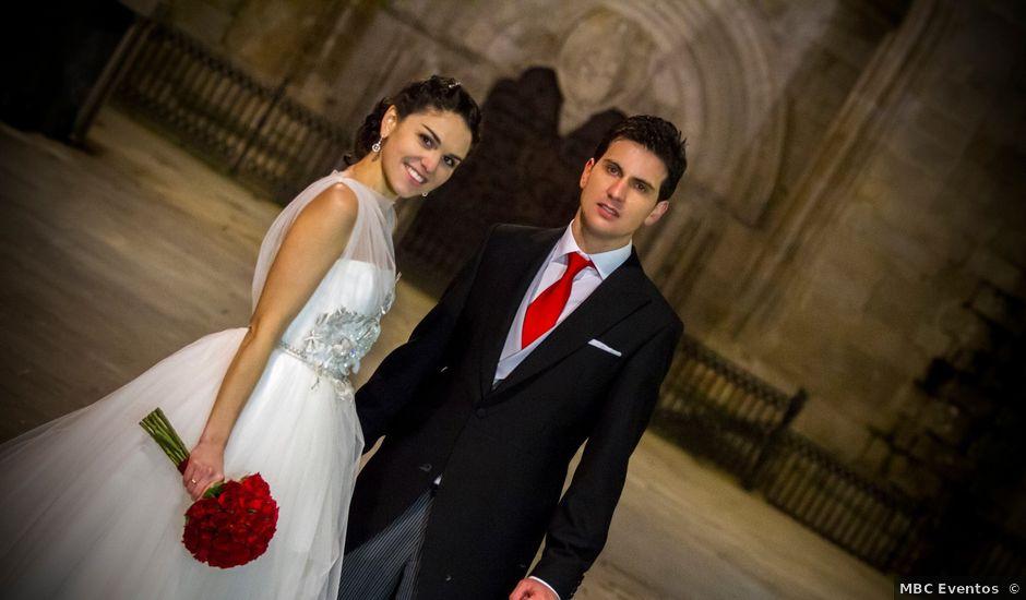 La boda de Jesús y Paula en Lugo, Lugo