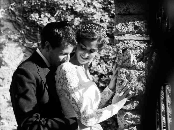 La boda de Begoña y Dani