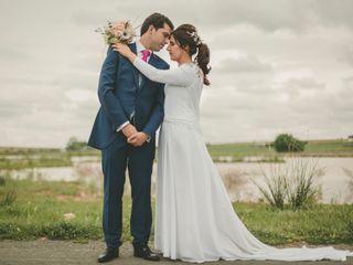 La boda de Begoña y Diego