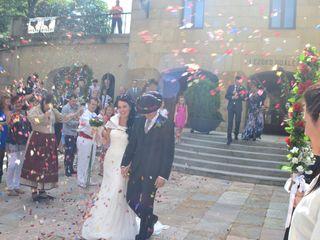 La boda de Igor y Alazne
