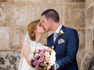 La boda de Jesús y  María  1