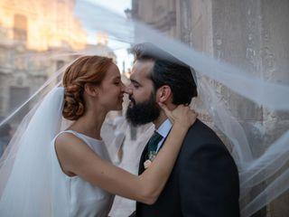 La boda de Inés y David