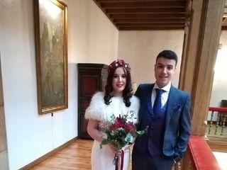 La boda de Rocío  y Jonás  2