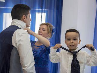 La boda de Clebia y Javier 1