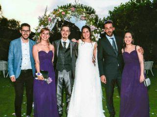 La boda de Sandra  y Jonatan  1