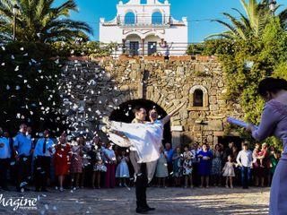La boda de Agustín y Alicia
