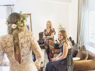 La boda de Megan y Roderic 3