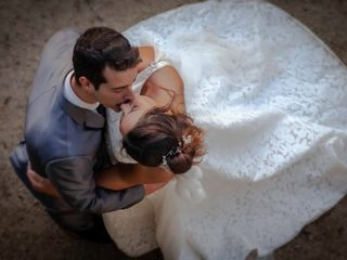 La boda de Sandra  y Jonatan