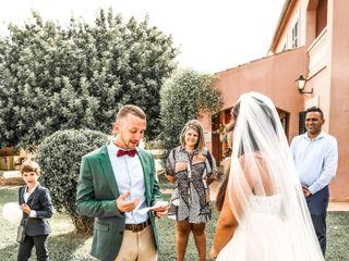 La boda de Amanda y Dennys 1