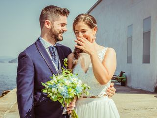 La boda de Fanny y Javi