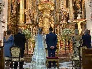 La boda de Juan Francisco  y Verónica 2